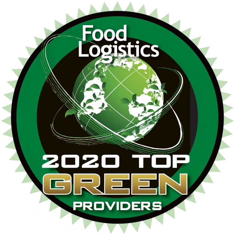 Food Logistics' Top Green Provider