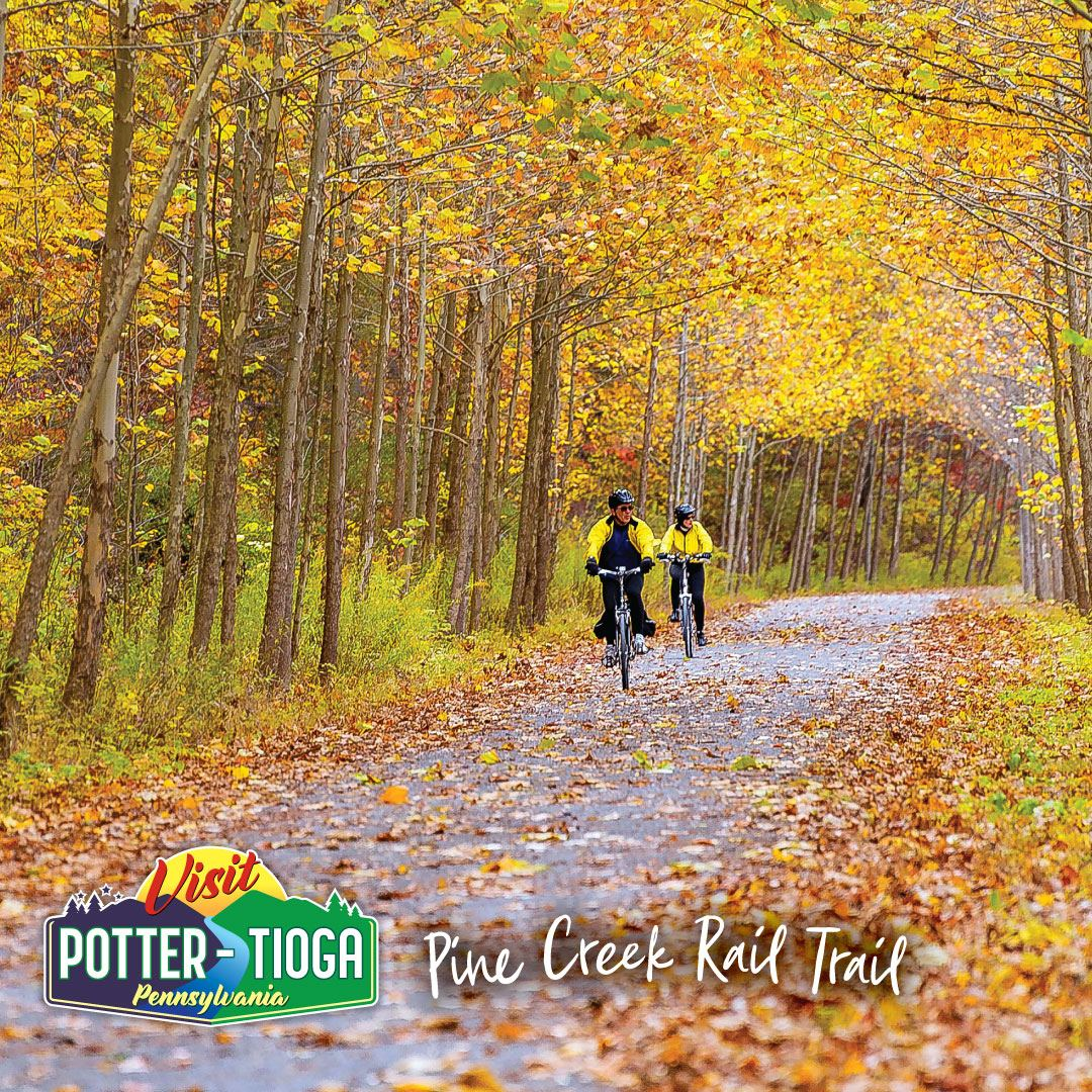 Visit Potter-Tioga - Bike Pine Creek Rail Trail