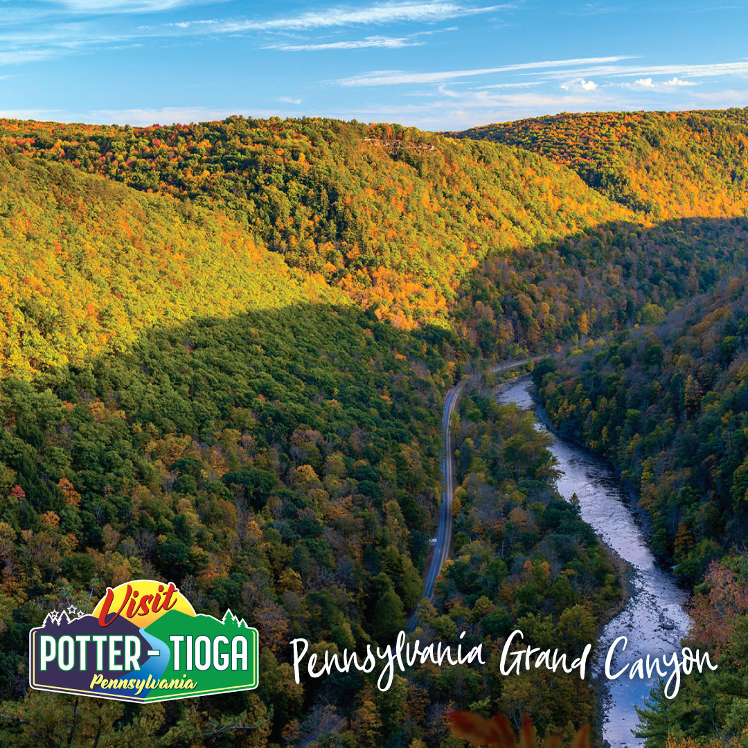 Visit Potter-Tioga - PA Grand Canyon