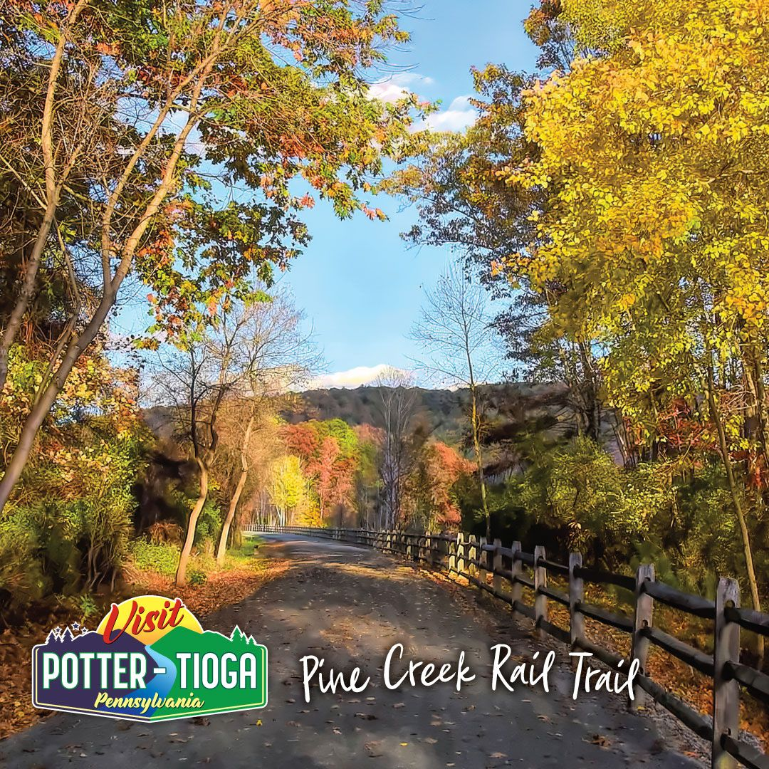Visit Potter-Tioga - Pine Creek Rail Trail